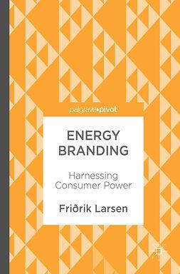 Larsen, Friðrik - Energy Branding, ebook
