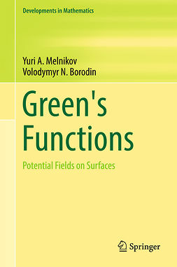 Borodin, Volodymyr N. - Green's Functions, ebook