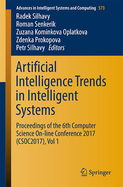 Oplatkova, Zuzana Kominkova - Artificial Intelligence Trends in Intelligent Systems, e-bok