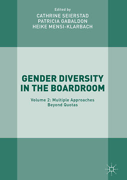 Gabaldon, Patricia - Gender Diversity in the Boardroom, e-kirja