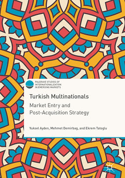 Ayden, Yuksel - Turkish Multinationals, ebook