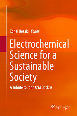 Uosaki, Kohei - Electrochemical Science for a Sustainable Society, ebook
