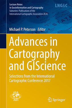 Peterson, Michael P. - Advances in Cartography and GIScience, e-bok