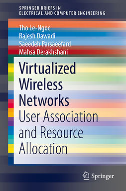 Dawadi, Rajesh - Virtualized Wireless Networks, ebook