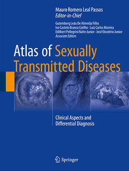 Passos, Mauro Romero Leal - Atlas of Sexually Transmitted Diseases, e-bok