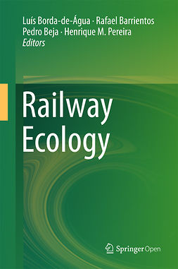 Barrientos, Rafael - Railway Ecology, ebook