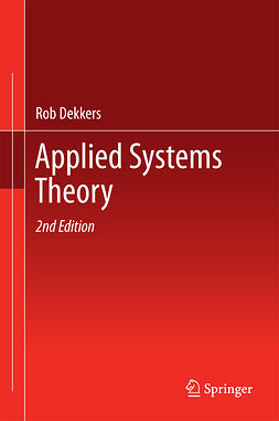 Dekkers, Rob - Applied Systems Theory, e-kirja