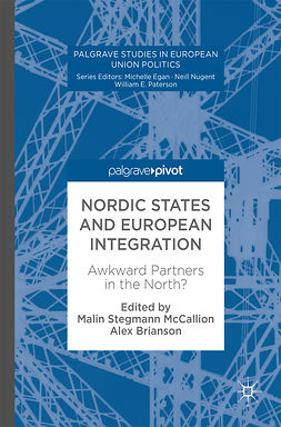 Brianson, Alex - Nordic States and European Integration, ebook