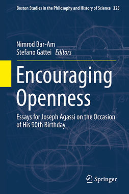 Bar-Am, Nimrod - Encouraging Openness, e-bok