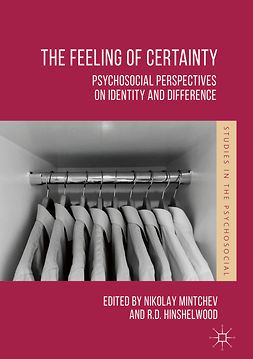 Hinshelwood, R. D. - The Feeling of Certainty, e-bok