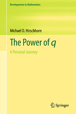 Hirschhorn, Michael D. - The Power of q, ebook