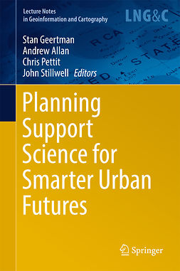 Allan, Andrew - Planning Support Science for Smarter Urban Futures, e-bok