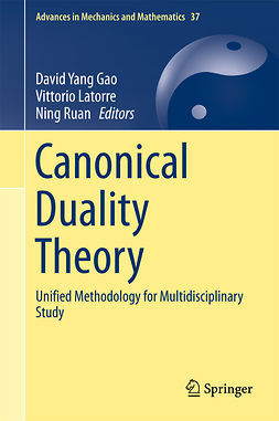 Gao, David Yang - Canonical Duality Theory, ebook