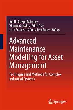 Díaz, Vicente González-Prida - Advanced Maintenance Modelling for Asset Management, ebook
