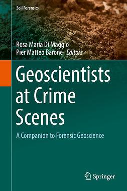 Barone, Pier Matteo - Geoscientists at Crime Scenes, ebook