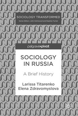 Titarenko, Larissa - Sociology in Russia, ebook