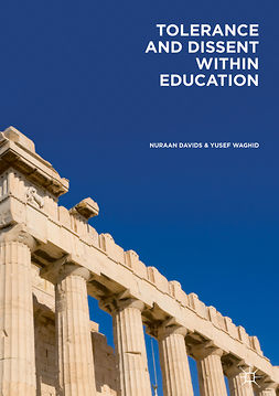 Davids, Nuraan - Tolerance and Dissent within Education, ebook