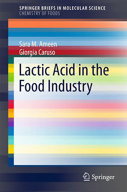 Ameen, Sara M. - Lactic Acid in the Food Industry, e-bok