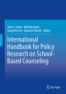 Aluede, Oyaziwo - International Handbook for Policy Research on School-Based Counseling, e-kirja