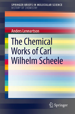 Lennartson, Anders - The Chemical Works of Carl Wilhelm Scheele, ebook