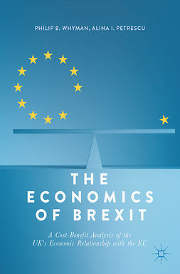 Petrescu, Alina I. - The Economics of Brexit, e-kirja