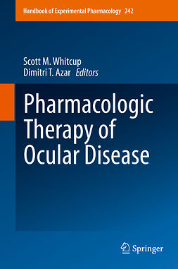 Azar, Dimitri T. - Pharmacologic Therapy of Ocular Disease, ebook