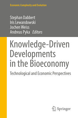 Dabbert, Stephan - Knowledge-Driven Developments in the Bioeconomy, ebook