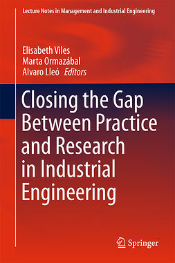 Lleó, Alvaro - Closing the Gap Between Practice and Research in Industrial Engineering, ebook
