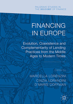 Coffman, D'Maris - Financing in Europe, ebook