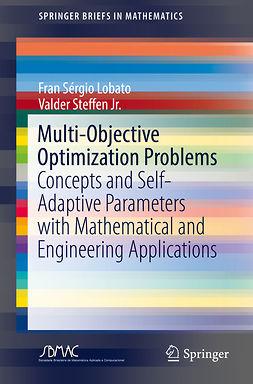 Jr., Valder Steffen - Multi-Objective Optimization Problems, e-kirja