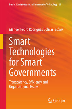 Bolívar, Manuel Pedro Rodríguez - Smart Technologies for Smart Governments, ebook