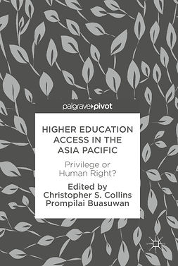 Buasuwan, Prompilai - Higher Education Access in the Asia Pacific, ebook