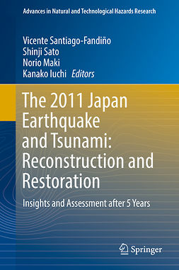 Iuchi, Kanako - The 2011 Japan Earthquake and Tsunami: Reconstruction and Restoration, ebook