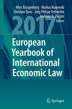 Bungenberg, Marc - European Yearbook of International Economic Law 2017, ebook