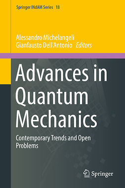 Dell'Antonio, Gianfausto - Advances in Quantum Mechanics, ebook