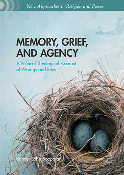 Boopalan, Sunder John - Memory, Grief, and Agency, e-kirja