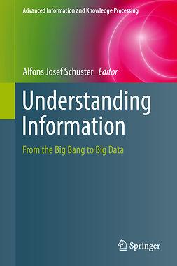 Schuster, Alfons Josef - Understanding Information, ebook