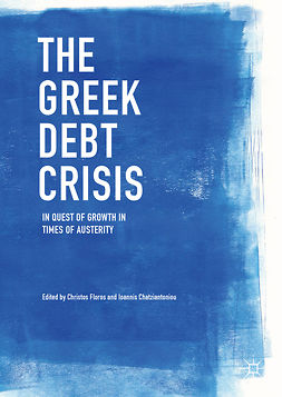 Chatziantoniou, Ioannis - The Greek Debt Crisis, e-bok