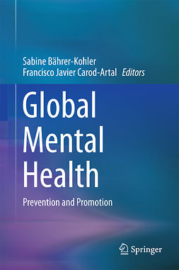 Bährer-Kohler, Sabine - Global Mental Health, ebook