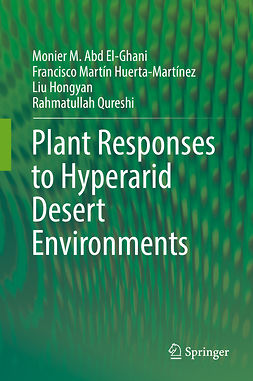 El-Ghani, Monier M. Abd - Plant Responses to Hyperarid Desert Environments, ebook