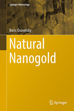 Osovetsky, Boris - Natural Nanogold, ebook