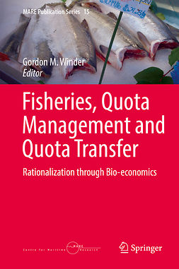Winder, Gordon M. - Fisheries, Quota Management and Quota Transfer, ebook
