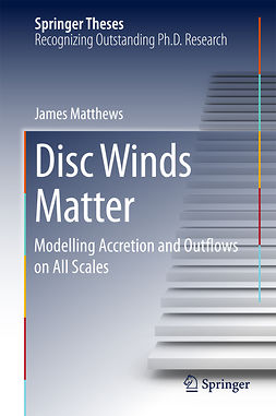 Matthews, James - Disc Winds Matter, ebook
