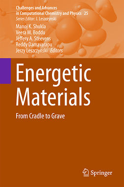 Boddu, Veera M. - Energetic Materials, ebook