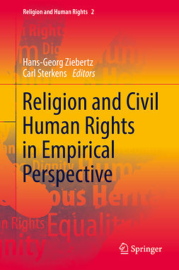 Sterkens, Carl - Religion and Civil Human Rights in Empirical Perspective, e-bok