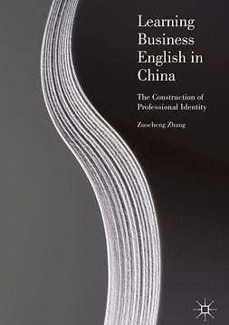 Zhang, Zuocheng - Learning Business English in China, e-kirja