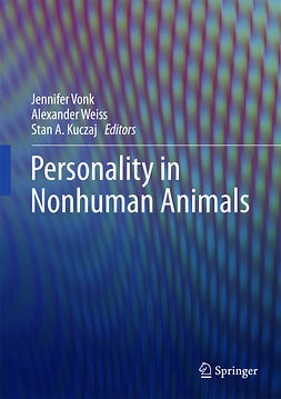 Kuczaj, Stan A. - Personality in Nonhuman Animals, ebook