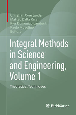 Constanda, Christian - Integral Methods in Science and Engineering, Volume 1, ebook