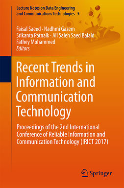 Balaid, Ali Saleh Saed - Recent Trends in Information and Communication Technology, ebook