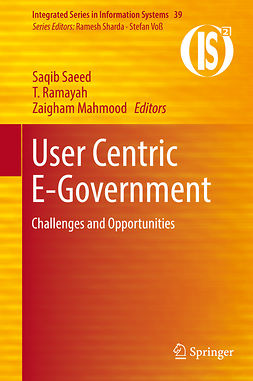 Mahmood, Zaigham - User Centric E-Government, e-bok